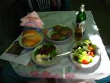 A southern Albanian feast