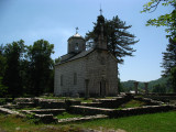 Church of the Virgin Mary's Birth at Ćipur