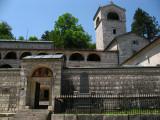 Front entrance of Cetinje Monastery