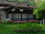 Garden in the Baba Arabati tekke