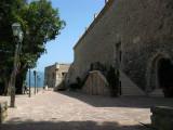 Outside the citadel