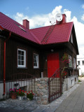 Charming old house in central Trakai