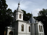 Orthodox church in Ramybės Park