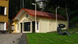 Lower station of the Žaliakalnis Funicular