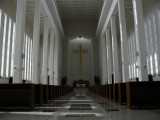 Interior of Christ's Resurrection Church
