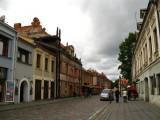 West end of Vilniaus gatvė