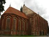 Older basilica of St. George's Church