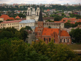 Spires of Vytautas, St. Francis & Town Hall