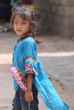 Lolo girl Luang Namtha