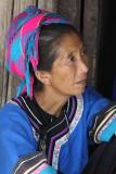 Lolo woman Luang Namtha
