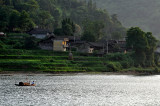 Jinjiang riverside,Guizhou,China