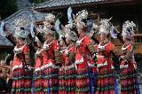 Miao dance. Guizhou,China