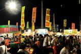 Night Market at Tainan, Taiwan
