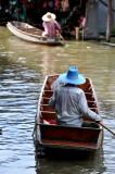Floating Market,Bangkok