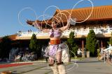 Indian Hoop Dance.