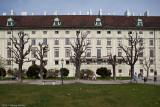 Hofburg - Heldenplatz