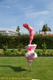 Kammergarten Belvedere - Franz West Skulptur
