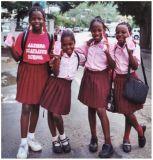 Tortola school girls