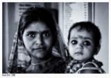 India: Mother and Daughter