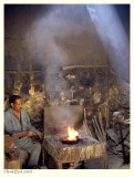 Blacksmith in Siwa