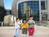 Getty's Museum, November 2005