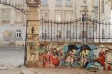 Ukrainian vandalism, Lviv style