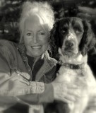 Ms. P & Buster Brown