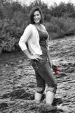 Carly girl - Tools - Senior Shots