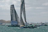 ORACLE and Team NZ in the last 10 Minures