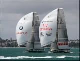 Louis Vuitton Yacht Racing, Auckland, NZ 2009