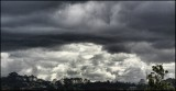 Clouds over Albany