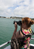 Shooting the Waitemata Harbour