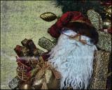Santa in specs