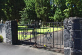 Gates to the Jewish Cemetery