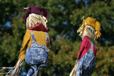 Double Scarecrows