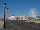A September day on the Ocean City, NJ Boardwalk