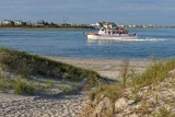 Capt. Robbins Cruising Townsends Inlet