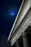 Full Moon Above the Pantheon