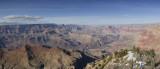 Grand Canyon Colorado River Panorama