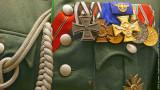 WWII Military Uniform at Lofoten Krigsminnemuseum, Svolvaer