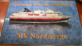 Welcome to M/V Nordnorge!