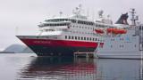 Aboard of M/V Nordnorge, Tromso - Harstad