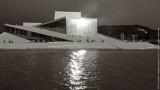 Reflections at Opera House, Oslo