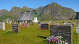 Cemetery, Lofotens