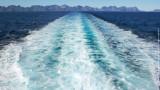 Leaving the Lofoten Islands