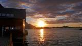 Sunrise at A i Lofoten