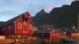Morning at A i Lofoten