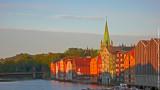 Old Bridge View I, Trondheim