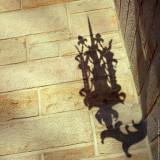 Street Lamp Shadow