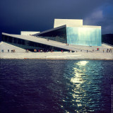 New Oslo Opera-House, Norway